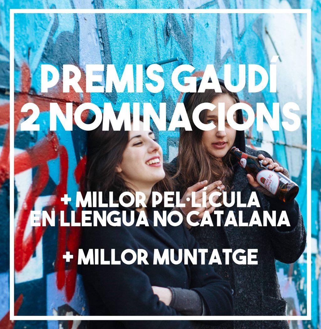 Julia Ist_Nominacion Premios Gaudí