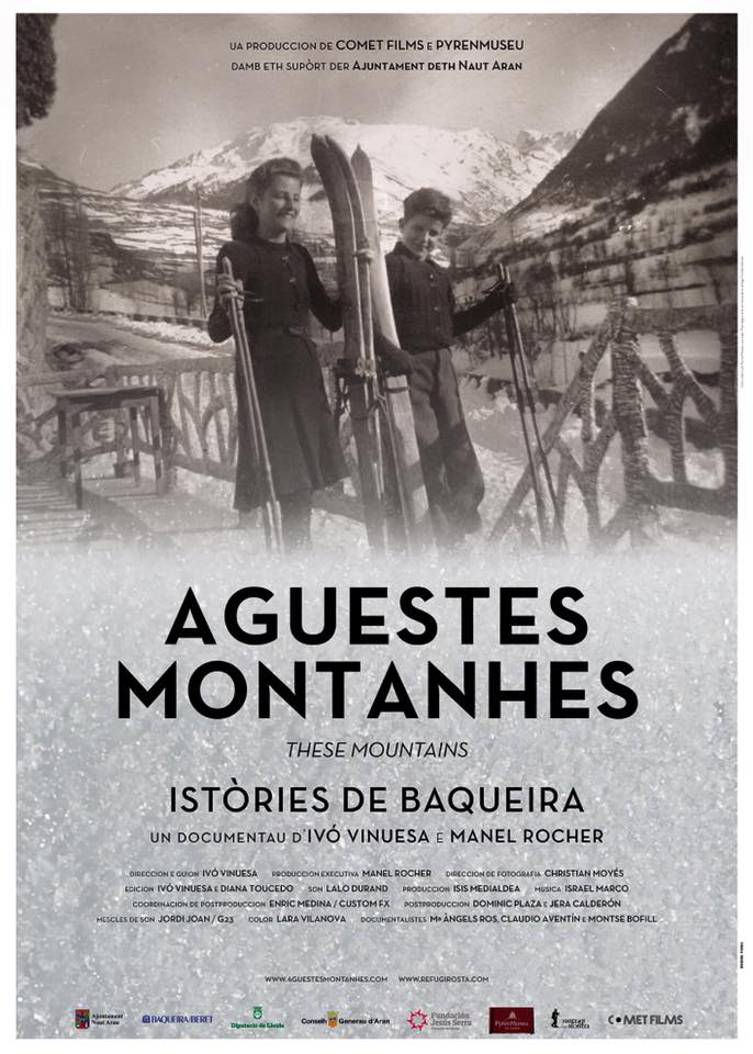 Poster Aguestes Montahes
