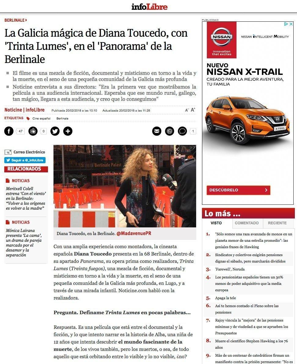 TL - Berlinale - Infolibre