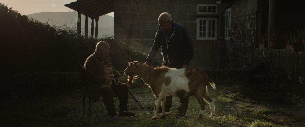 OADA_Alicia con ritual cabra